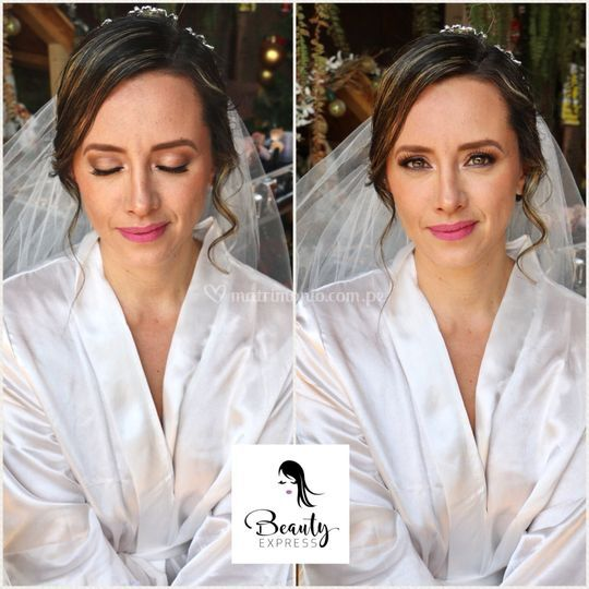 Bellísima bride makeup