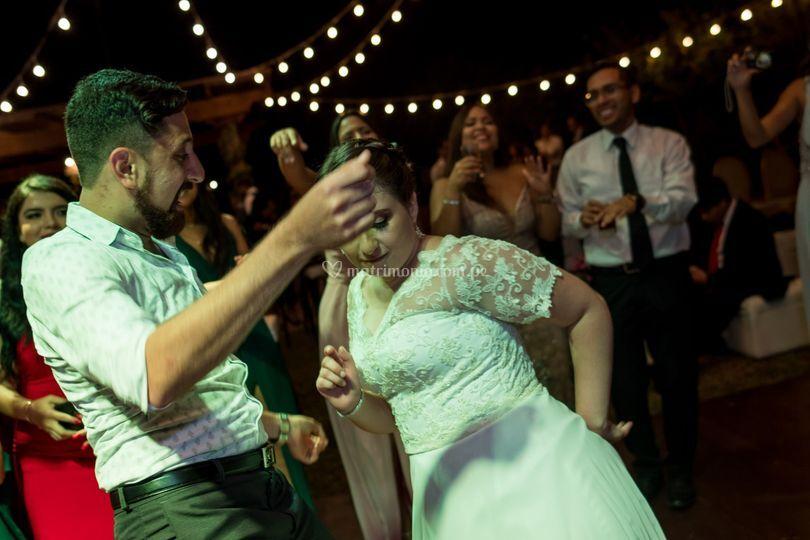 Baila sin parar!