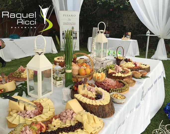 Raquel Ricci Catering
