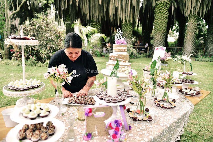 Claudia von der Heyde - Wedding Planner