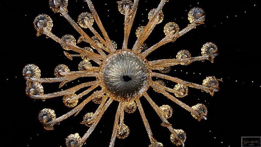Araña de cristal