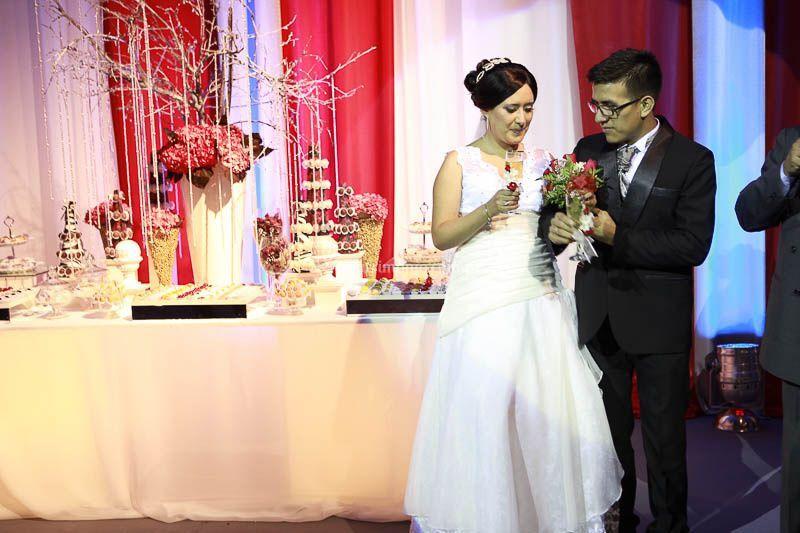 Matrimonio pablo y rommy
