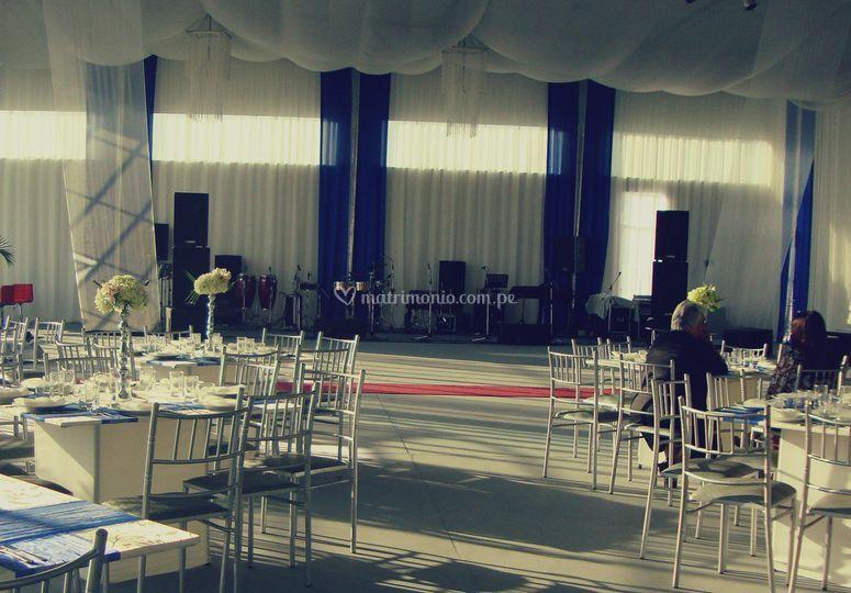 Matrimonio con orquesta
