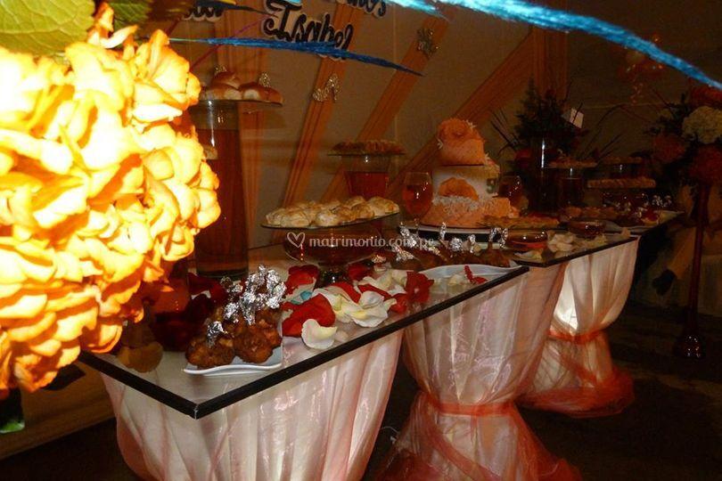 Excelente buffet
