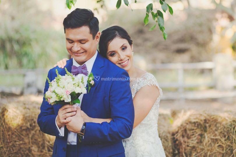 Disfruten de su boda