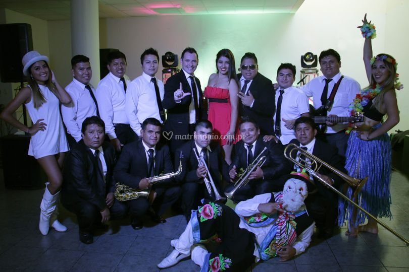 Orquesta Internacional Latina