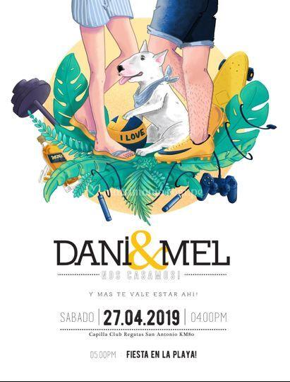 Parte - Dani y Mel