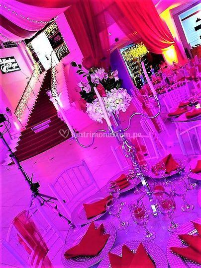 Ceremonias de gala