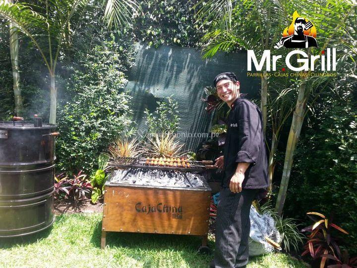 Mr. Grill