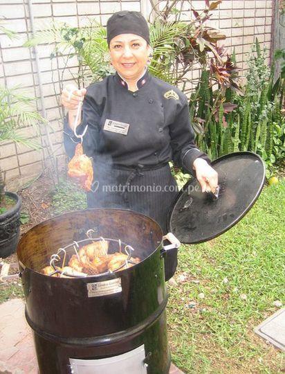 Preparación de la carne