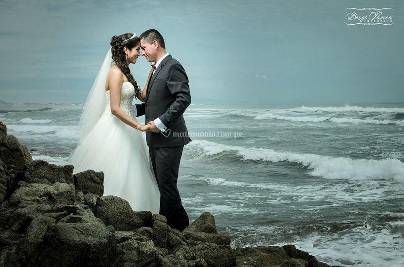 Javier y Pierina