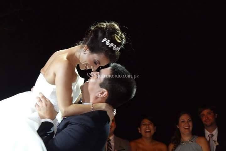 Bodanza - Clases de baile para novios
