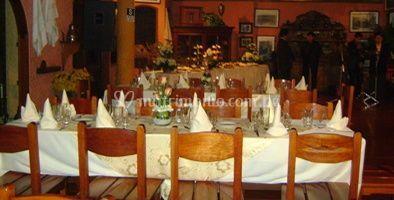 Organización de mesas de invitados