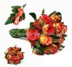 Paquete de bouquet