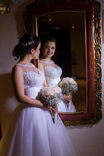 El momento de la novia