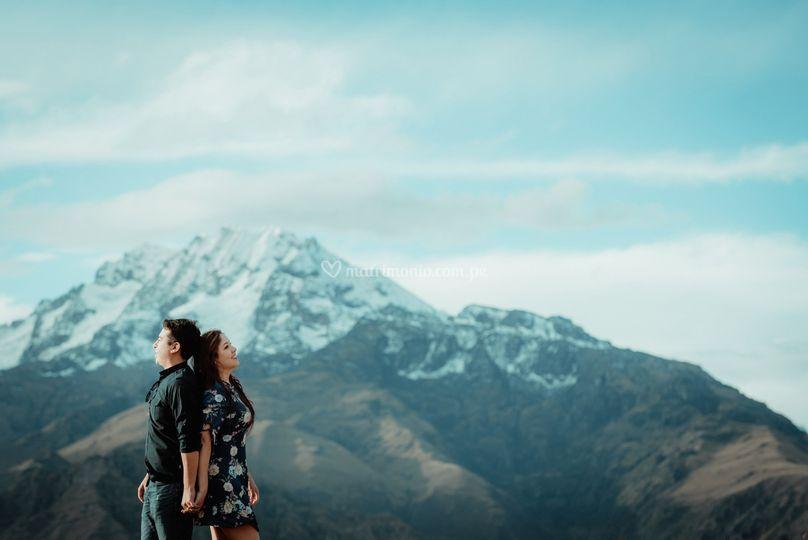 Sesión pre boda, Cusco