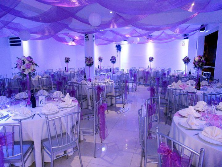Salón SL Eventos