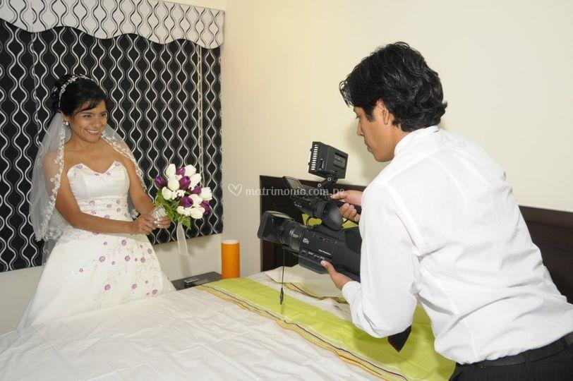Filmación y foto profesionales