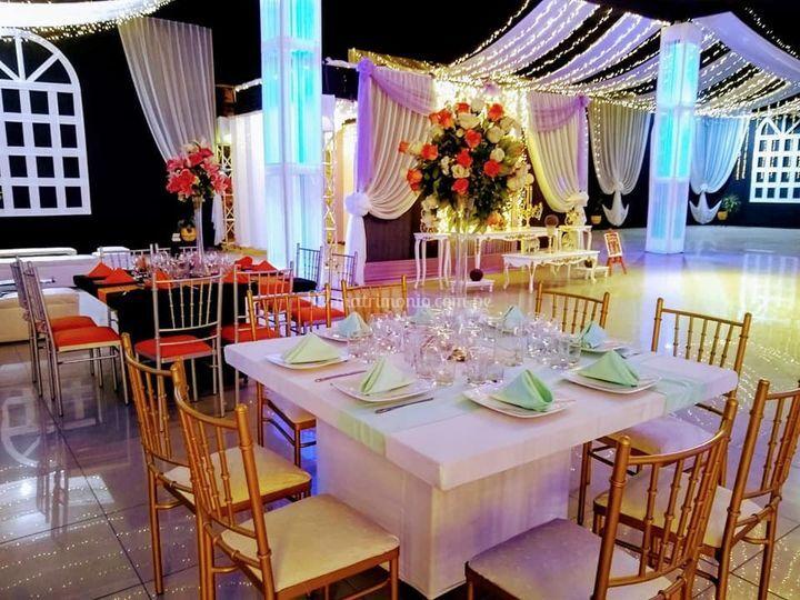 Oscar Bodas & Banquetes