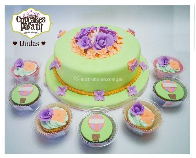 Cupcakes para ti!