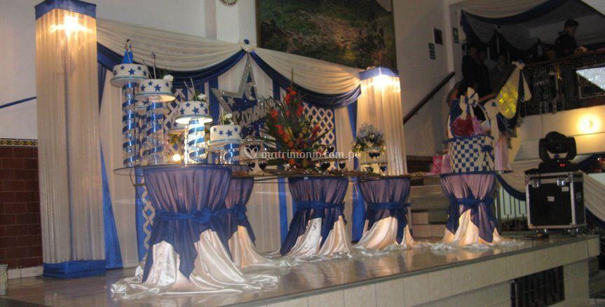 Luces y decoración