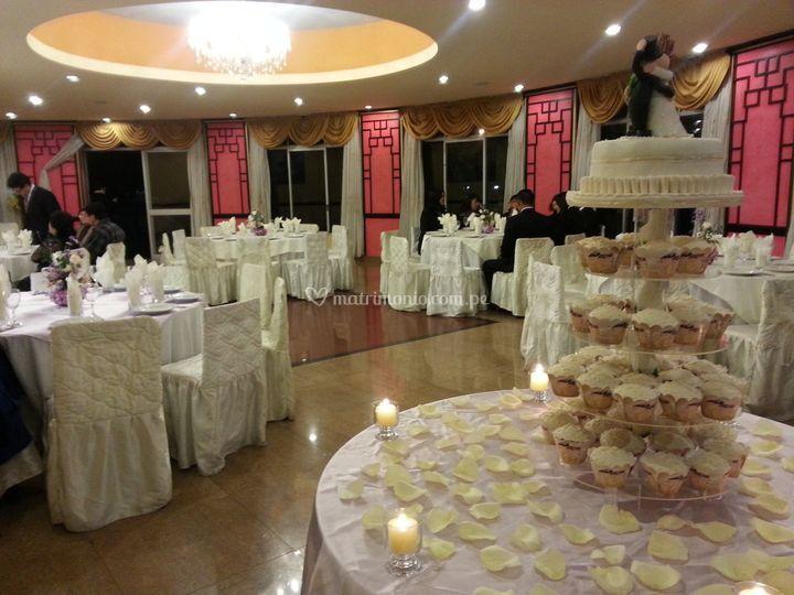 Local para bodas