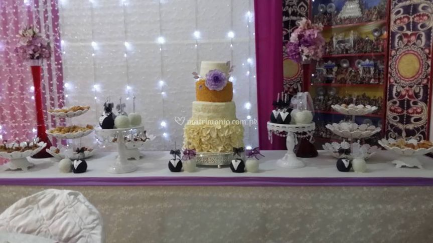 Torta y postres