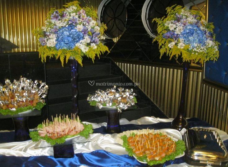 Salón Fiesta Marina