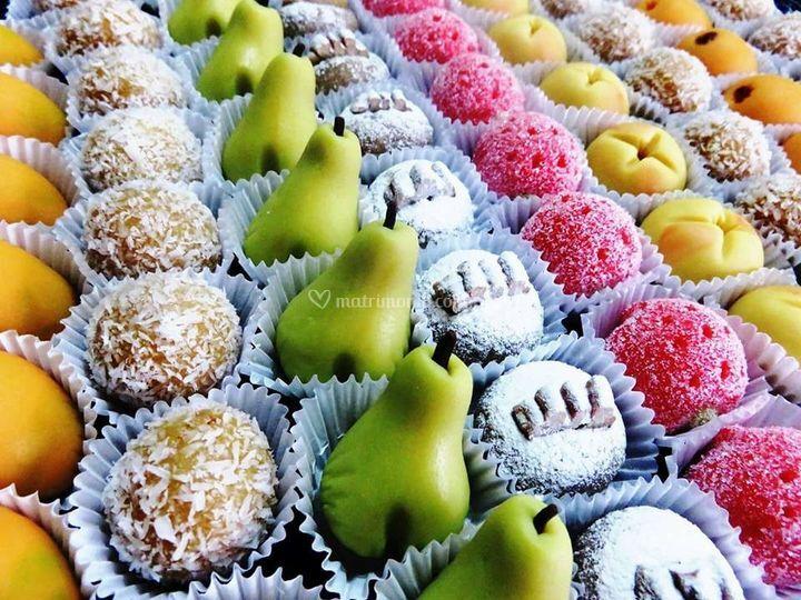 Frutas de mana