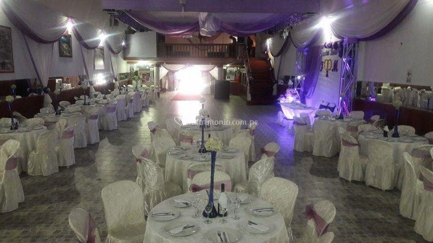 Preparación de bodas