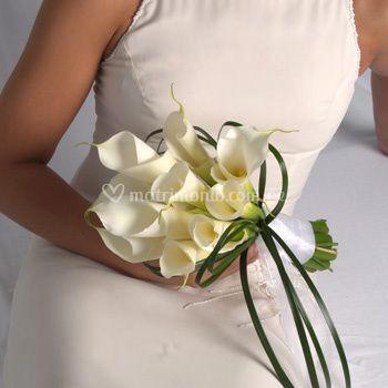 Elegante bouquet de cartuchos