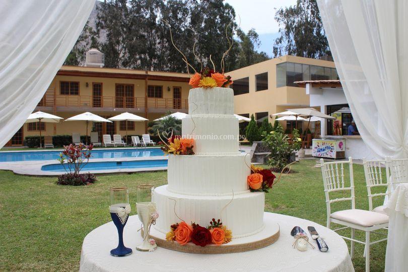Torta - boda