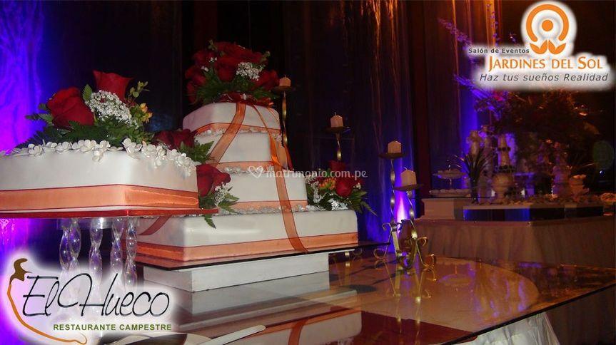La torta ideal