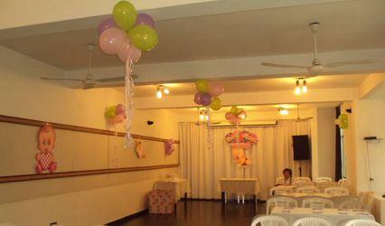 Hospedaje Auditorium del Pilar 1