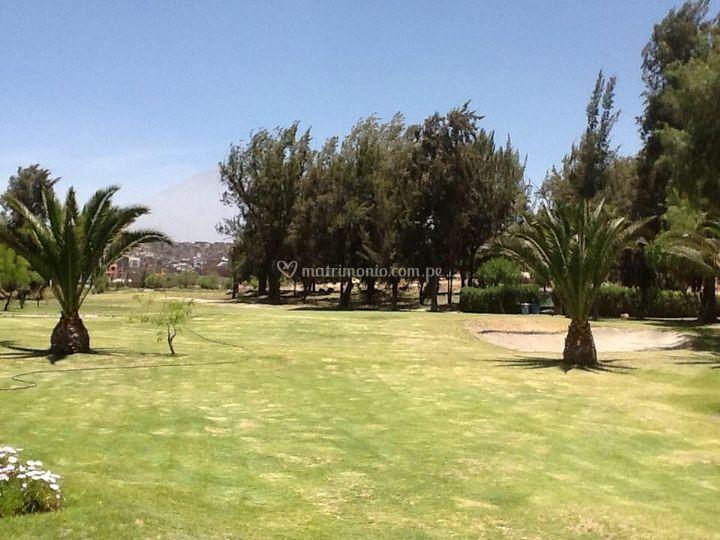 Arequipa Golf Club