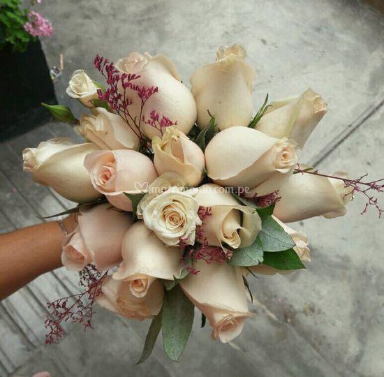 Bouquet Vintage - Vintaflor