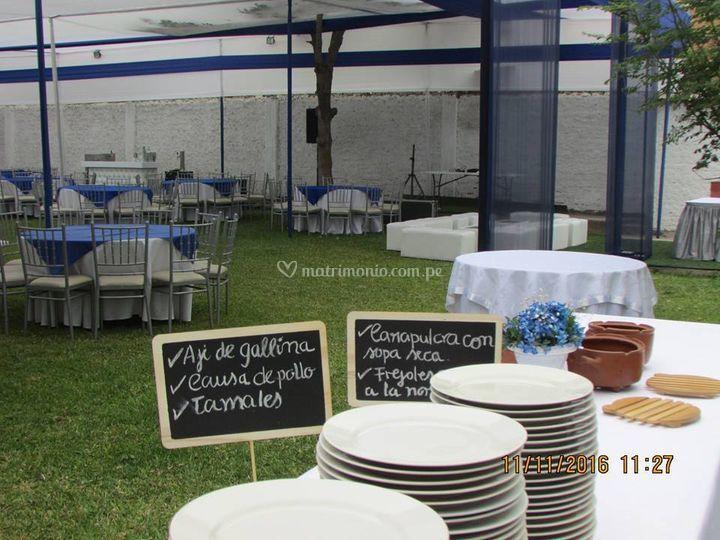 Casa Eventos Espinoza