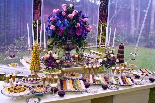 Exquisitos buffets