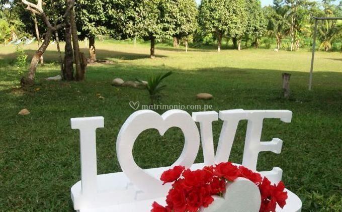 Accesorios para bodas