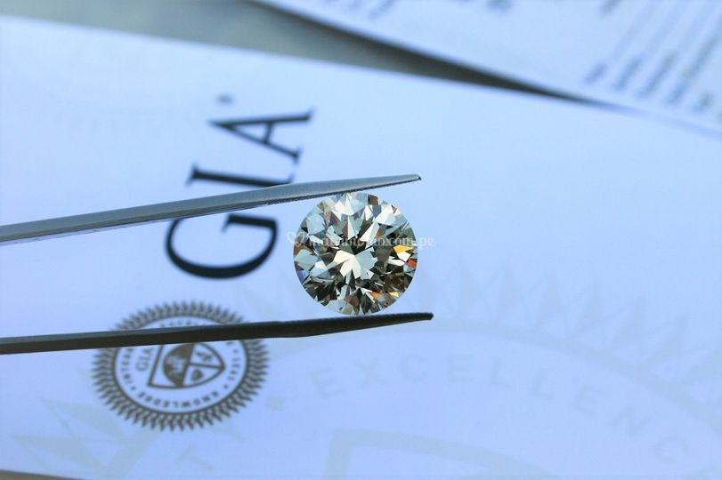 Alta gama en diamantes