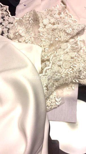 Los mejores materiales para el vestido ideal