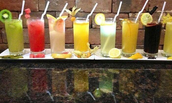 Anjos Open Bar