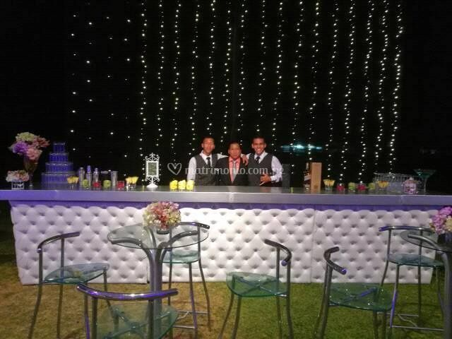 Matrimonio open bar