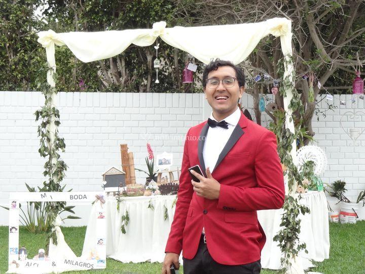 Matrimonio Pedro & Yuliana