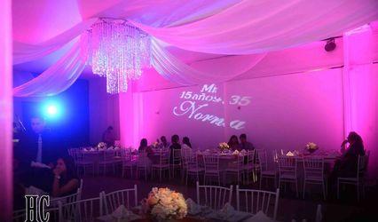 Salón de Eventos Rose 1