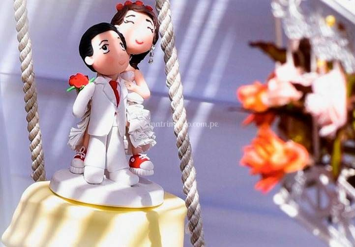 Adornos para su boda