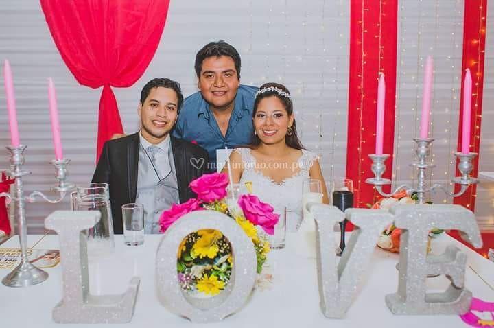 Matrimonio Claudia & Hugo