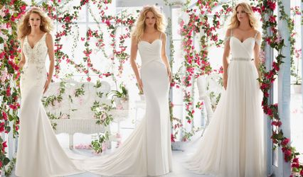 Mori Lee Bridal 1