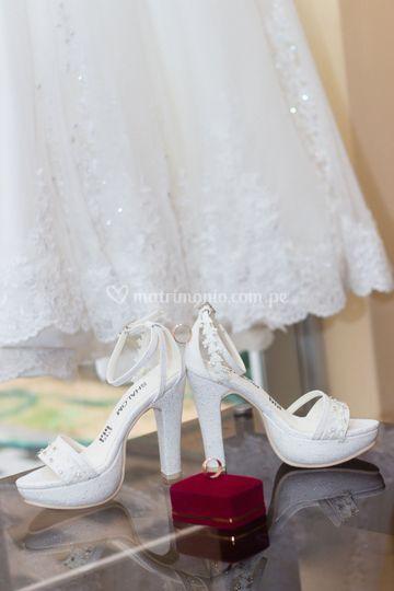 Previos de la boda
