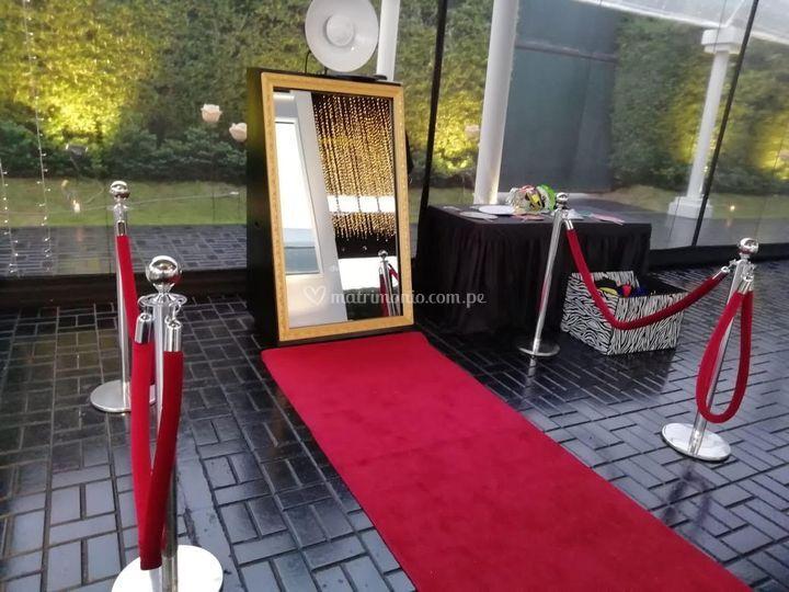 Diverbox - Cabina de Fotos